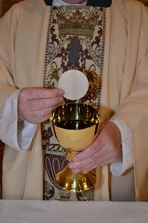 The Eucharist - The Source and Summit of Our Faith